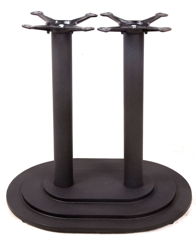 2001 Cast Iron Round Table Base  Powder Coated Table Legs Colour Customized